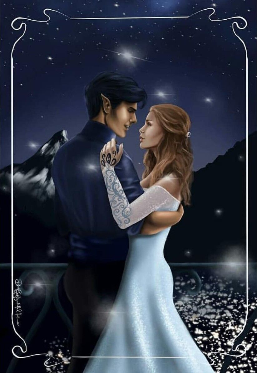 Feysand A Court Of Wings And Ruin Feyre And Rhysand A Court Of