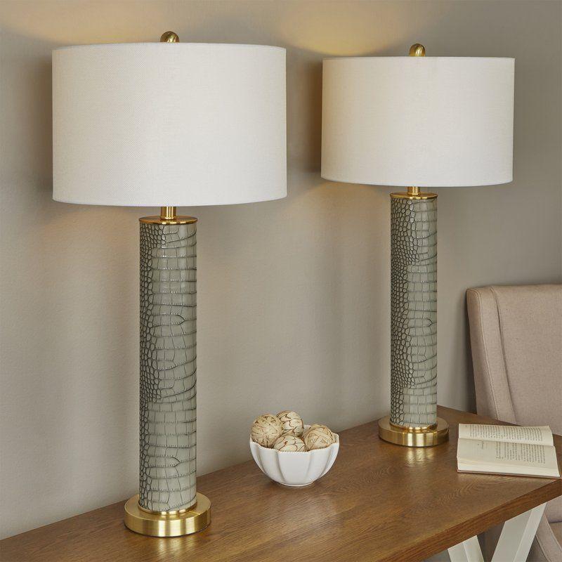 Moira Modern 32 5 Table Lamp Table Lamp Table Lamp Sets Lamp Sets #table #lamp #sets #for #living #room