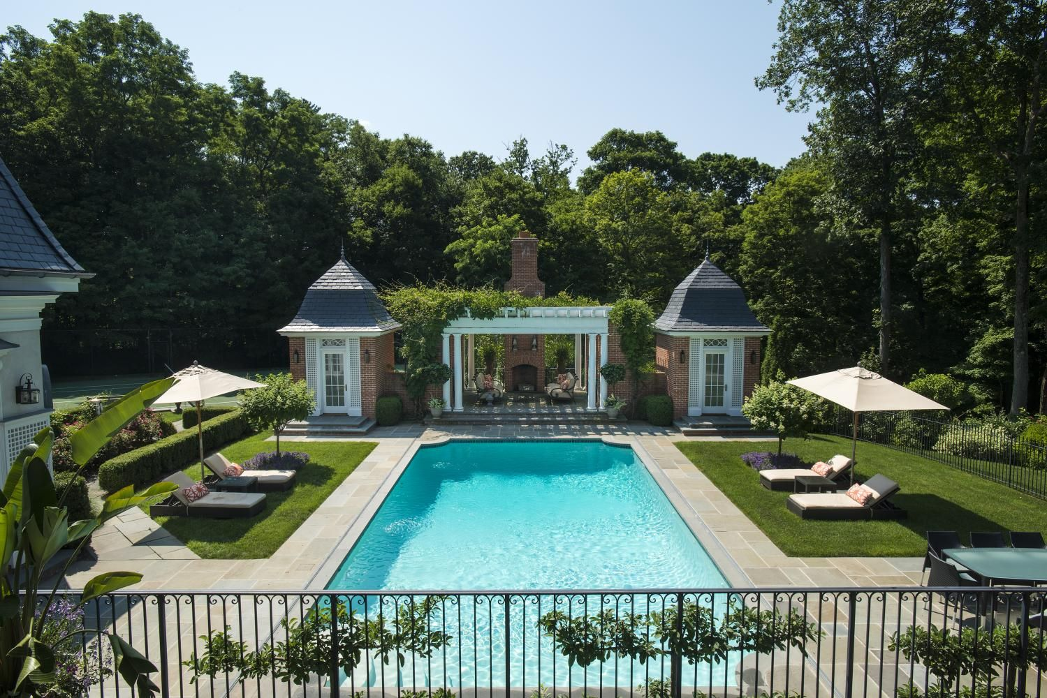 Douglas Vanderhorn Architects French Country Estate