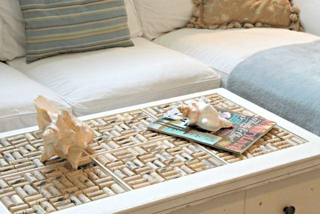 upcycled interiors 6 re uso cool ideas buenas ideas pinterest interiors - Cork Cafe Decor