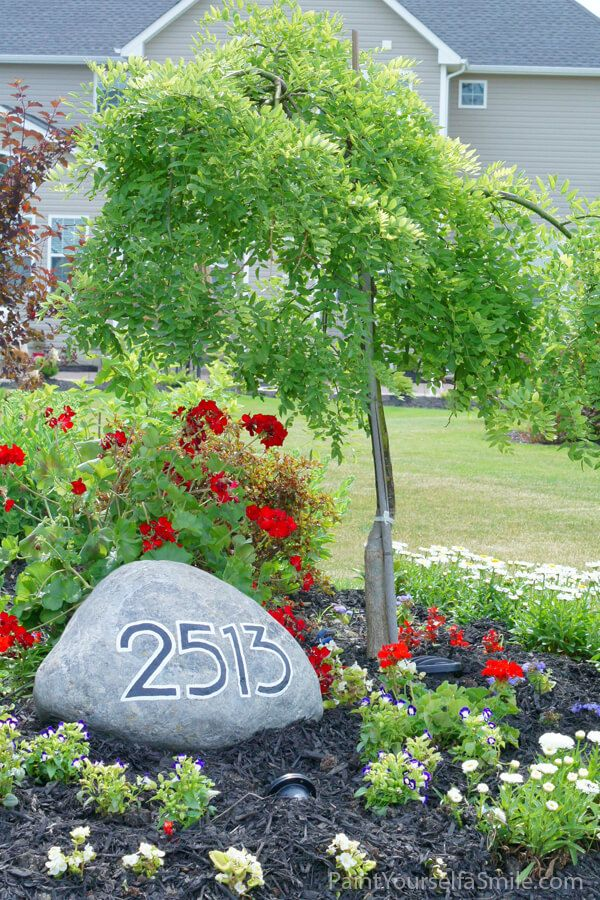 33 Unique House Number Ideas That Are Easy To Create House
