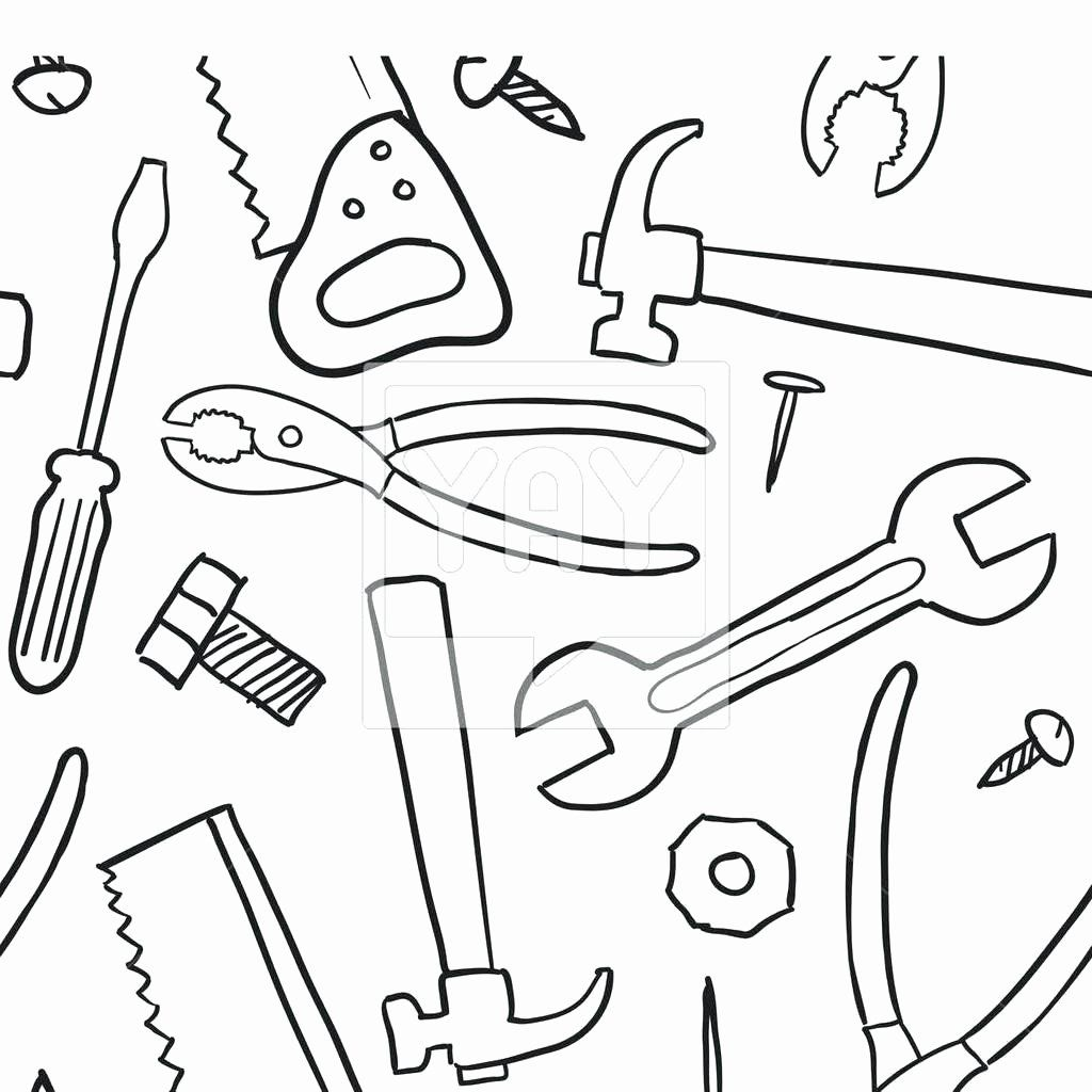 Coloring Page Of Tools Lovely Construction Hat Coloring Page Terracesheet Coloring Pages Color Construction Hat