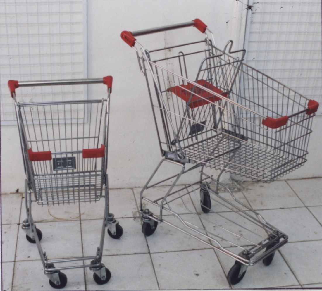 Raja Rak Minimarket In Jakarta Jakarta Troli Belanja  # Muebles Requero