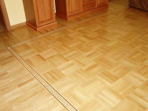 Fingerblock Parquet Flooring An Authentic Choice For Wood Floors