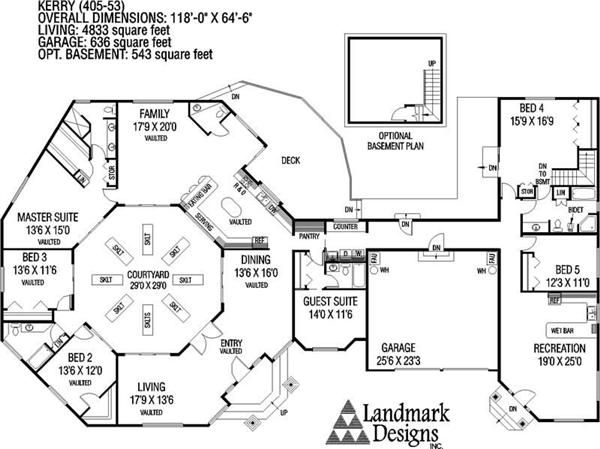 Pictures On Ranch House Floor Plans Free Home Designs Photos Ideas Part 65