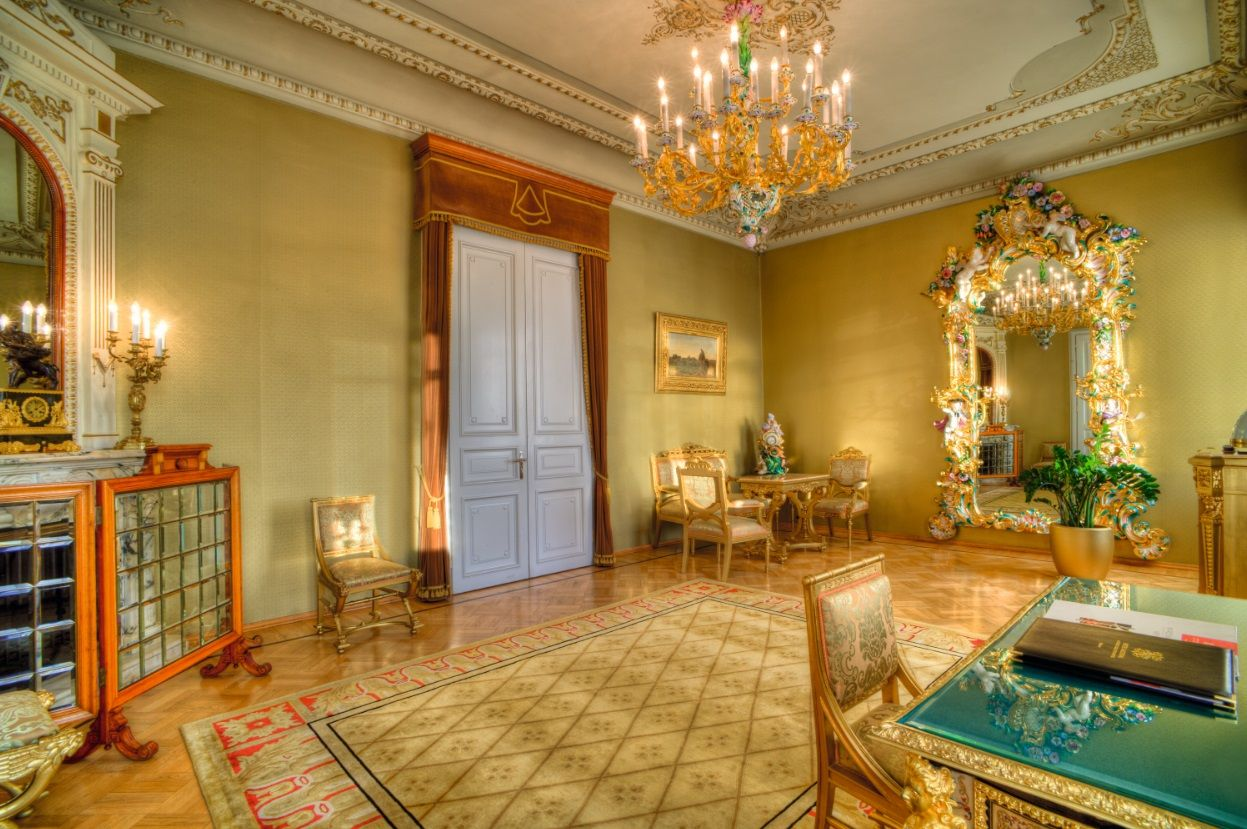 Hotel National - Moscow, Russia: Presidential Suites