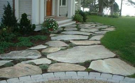 Ginormous Stones   Large Paver Stones