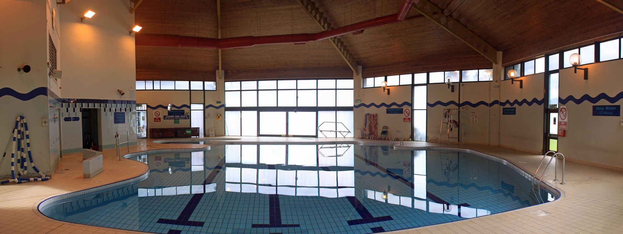 The Pool Leisure center, Pool, Leisure
