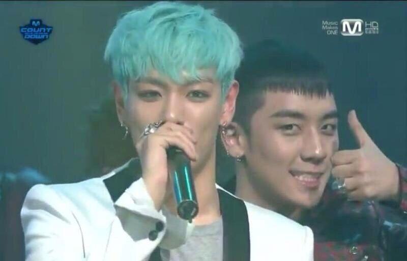 탑 TOP  BIGBANG