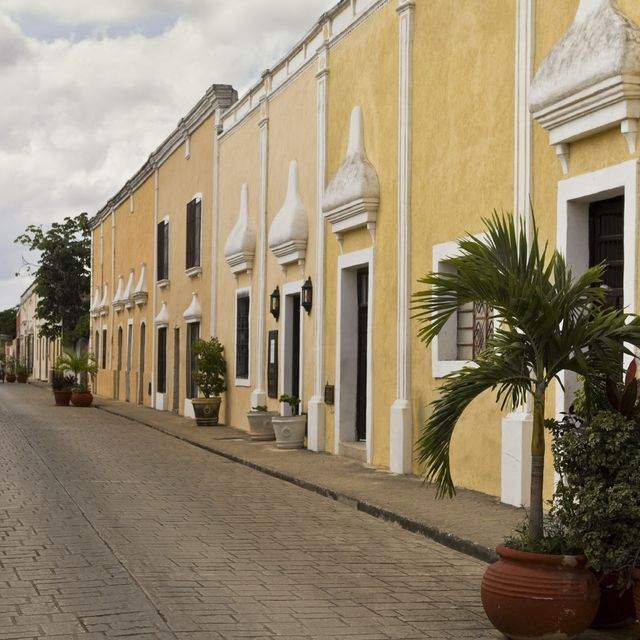 Valladolid, Mexico, lies 100 miles and a world away from