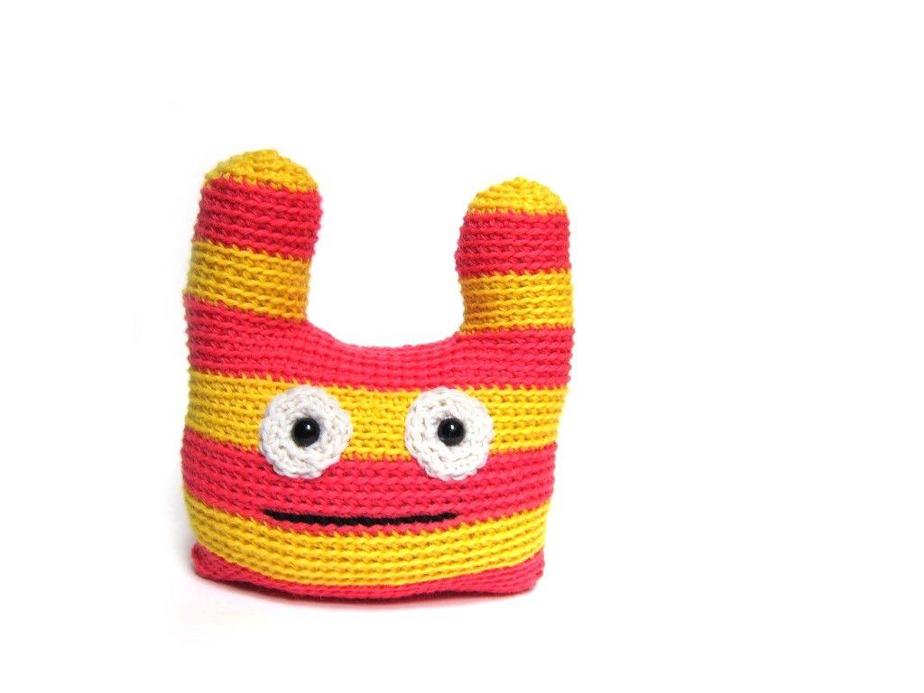 Mixtro - free monster pattern | crochet - free patterns - amigurumi ...
