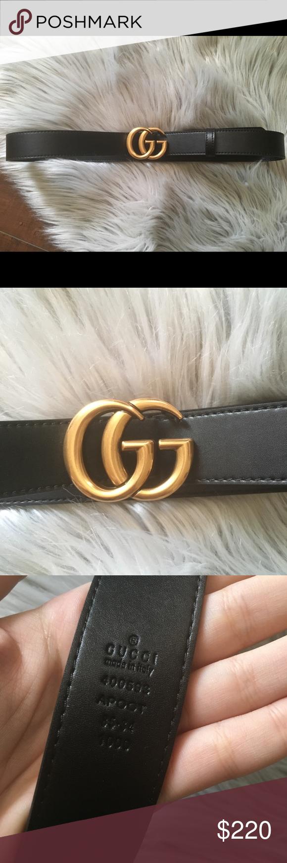 e9f262ec70d Gucci Marmont Belt Women