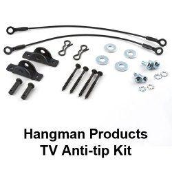 Furniture Anti Tip Kit Helps Prevent