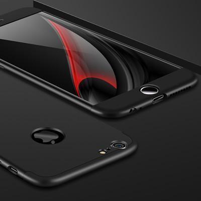 3 in 1 Design Slim Armor Phone Cover for iPhone 5/5S/SE/6/6S/6SPlus/7/7Plus