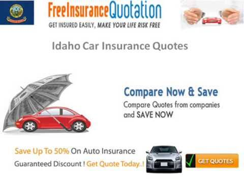 Get Cheap Idaho Car Insurance At Affordable Rates Car Insurance