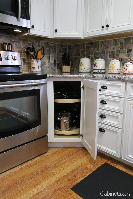 Hawthorne Maple Bright White Kitchen Sink Interior Wood Floor Kitchen New Kitchen Cabinets