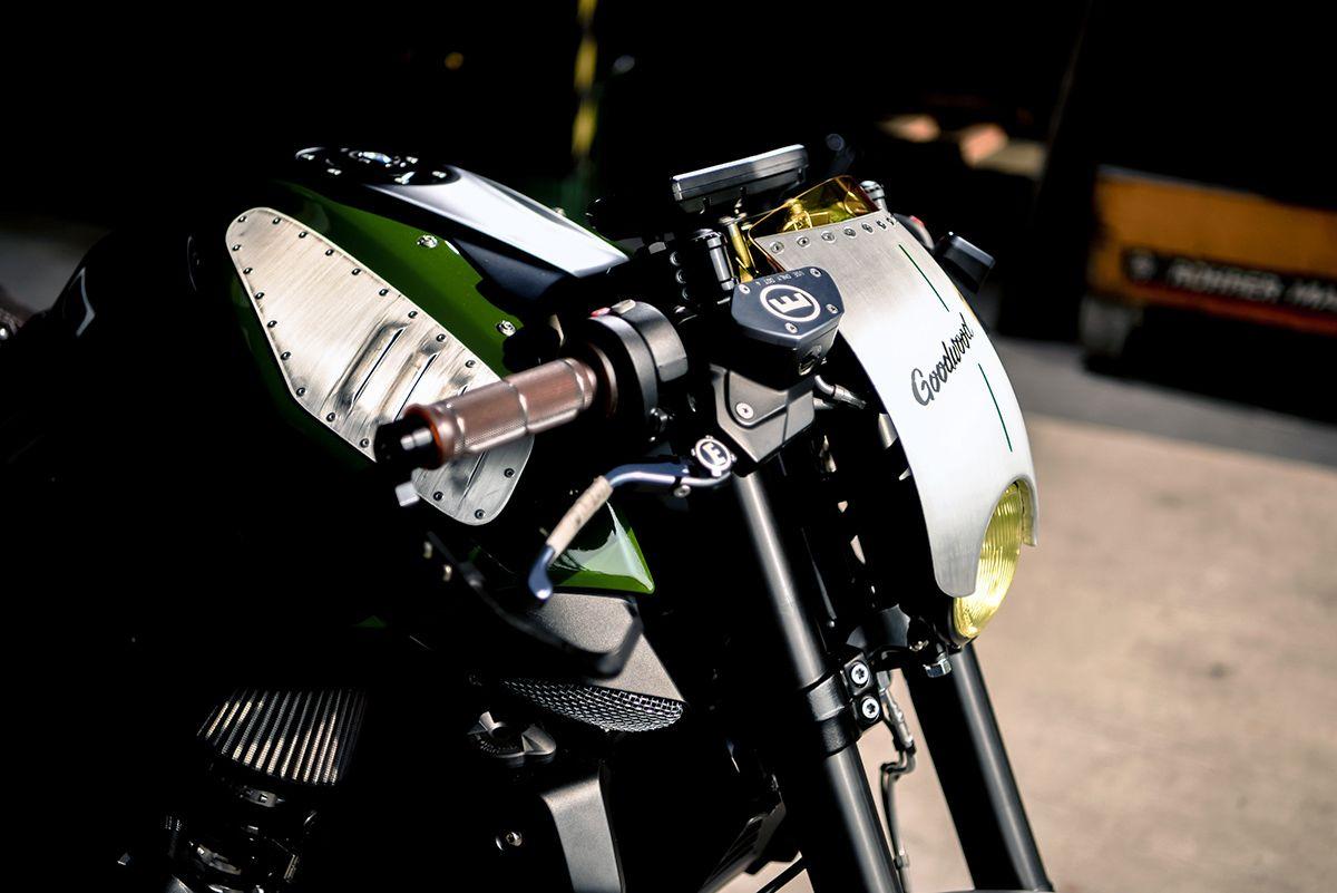 VTR Rad Roadster - Goodwood BMW R1200R via returnofthecaferacers.com