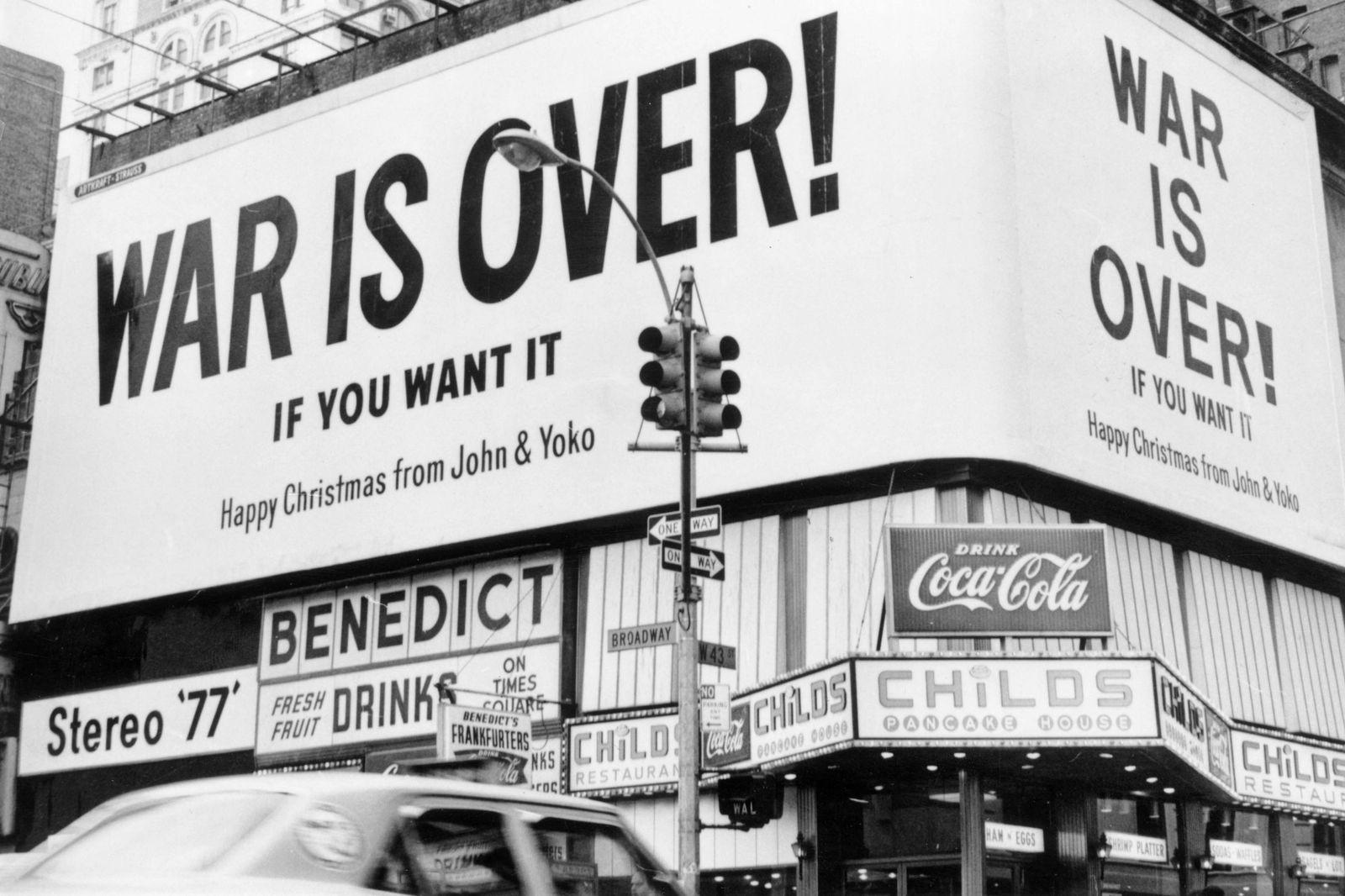 New York In The 70s The Photos John Lennon And Yoko John Lennon Yoko Ono Peace