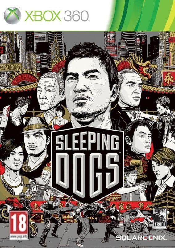 Sleeping Dogs (Xbox 360) Price in India Sleeping dogs