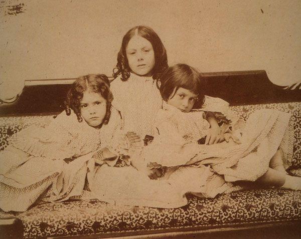 Lewis Carroll fotografía artística