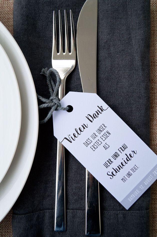 Willkommenskarten für Deine Hochzeit, Papeterie für Deine Hochzeitsdeko / wedd…