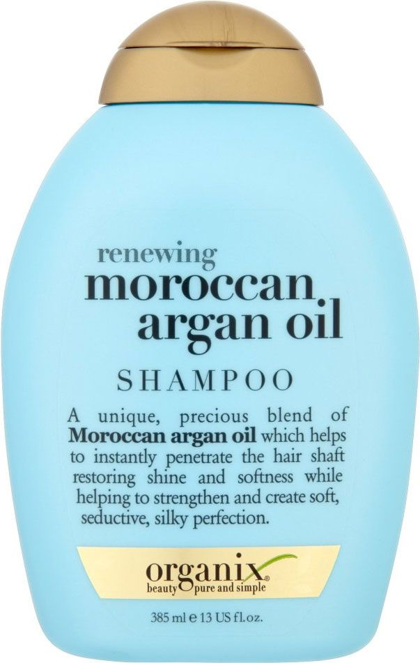 is argan oil of morocco shampoo sulfate free