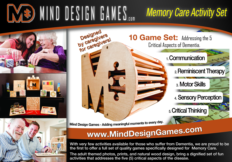 Alzheimer's, Dementia, Memory Care, Alzheimer's Games