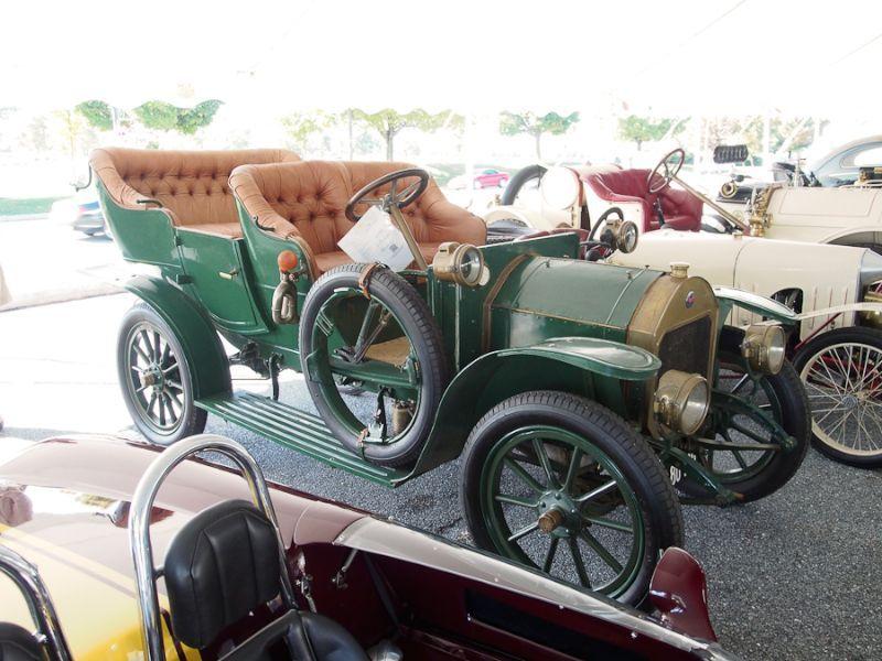 1911 Unic GS Roi-des-Belges, body by Gordon | Never Green, Unlucky ...