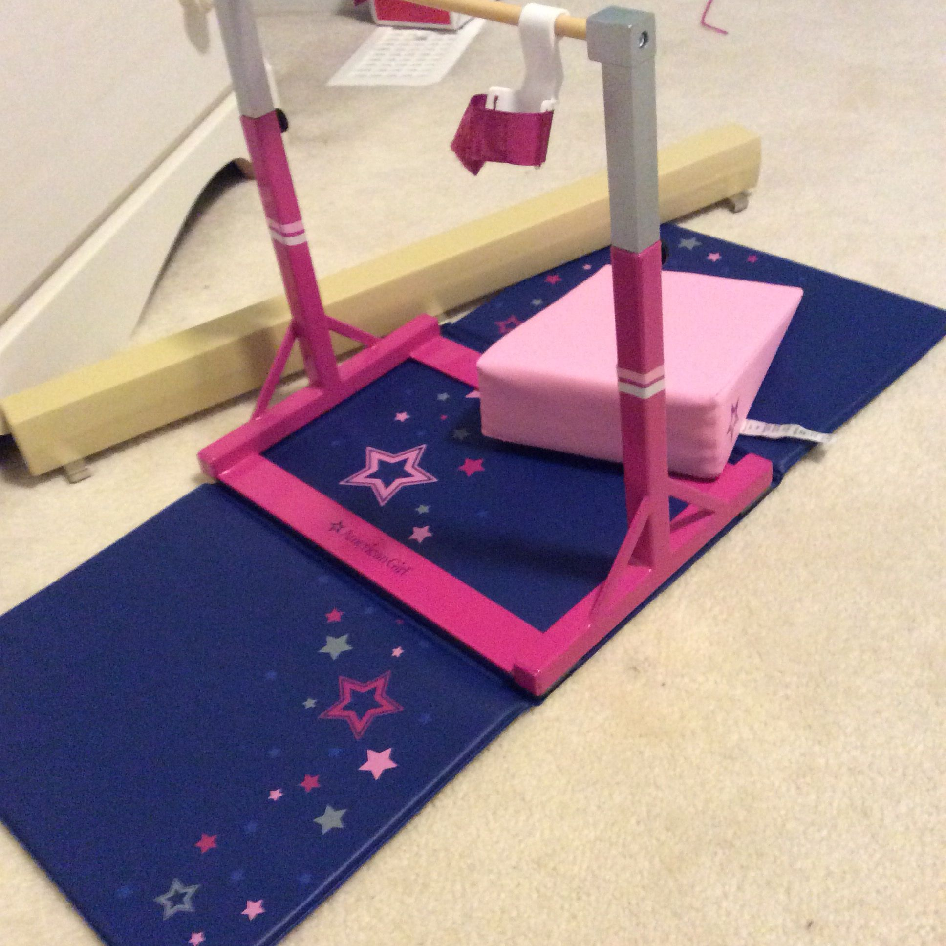 wonlink pin diy kids pu gymnastic yoga fitness mats mat ladies folding leather gymnastics for durable tumbling exercise