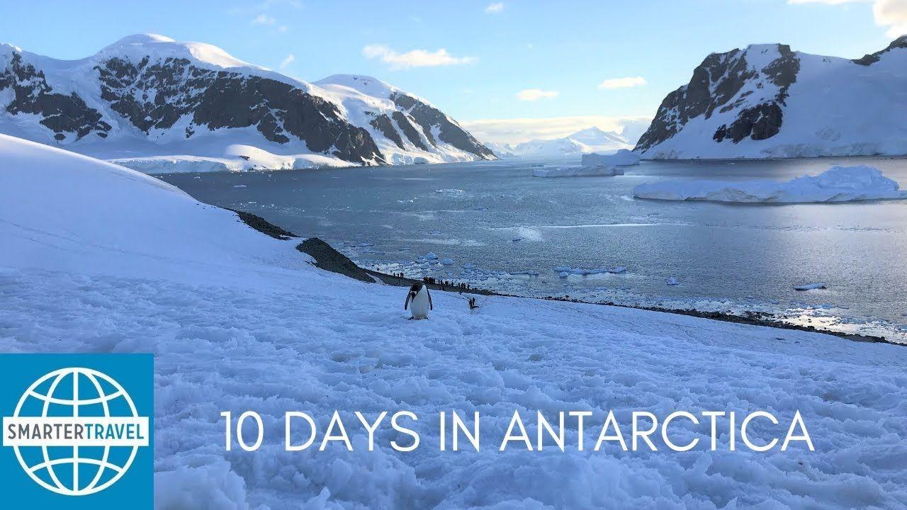 SmarterTravel Antarctica, Places to travel, Happy travels