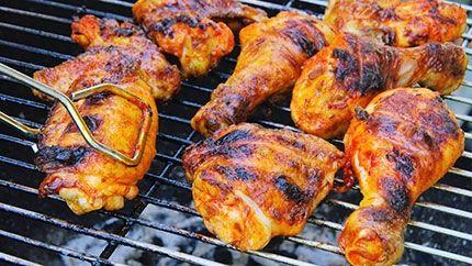تتبيلة الدجاج المشوي على الفحم Recipe Bbq Recipes Homemade Sauce Recipes Chicken Recipes