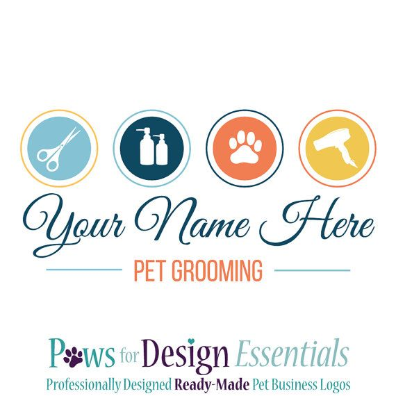 Dog Groomer Business Cards Dog Grooming Business Dog Grooming