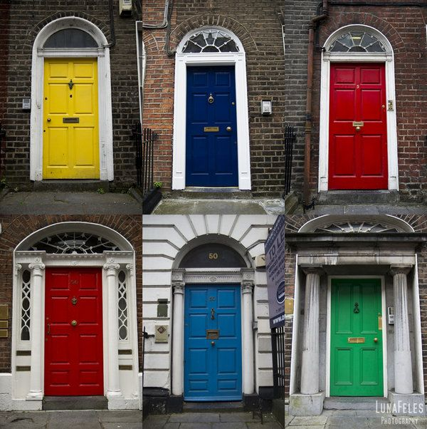 John Hanrahan Green Door Limerick Ireland...QR721 & Limerick Ireland. John Hanrahan Green Door Limerick Ireland...QR721 ...