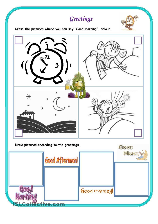 Good Morning Kindergarten Worksheets Kindergarten Worksheets Printable Phonics Kindergarten [ 1440 x 1018 Pixel ]