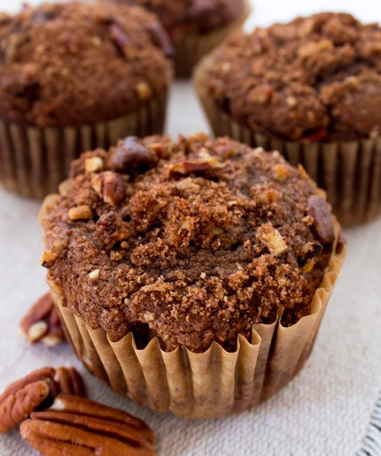 Buttermilk Chocolate Muffins - Bunny's Warm Oven