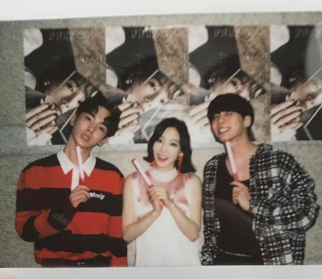 Baekhyun taeyeon dating reaction to flu
