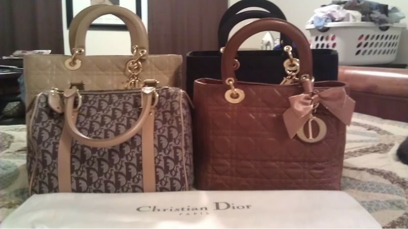 My Dior handbag collection! - PurseForum  df83c5ea8c624