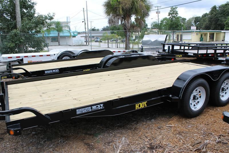 Wide And Strong Car Trailers For Sale Photo Of Car Trailers For Sale In Chicago City Dengan Gambar