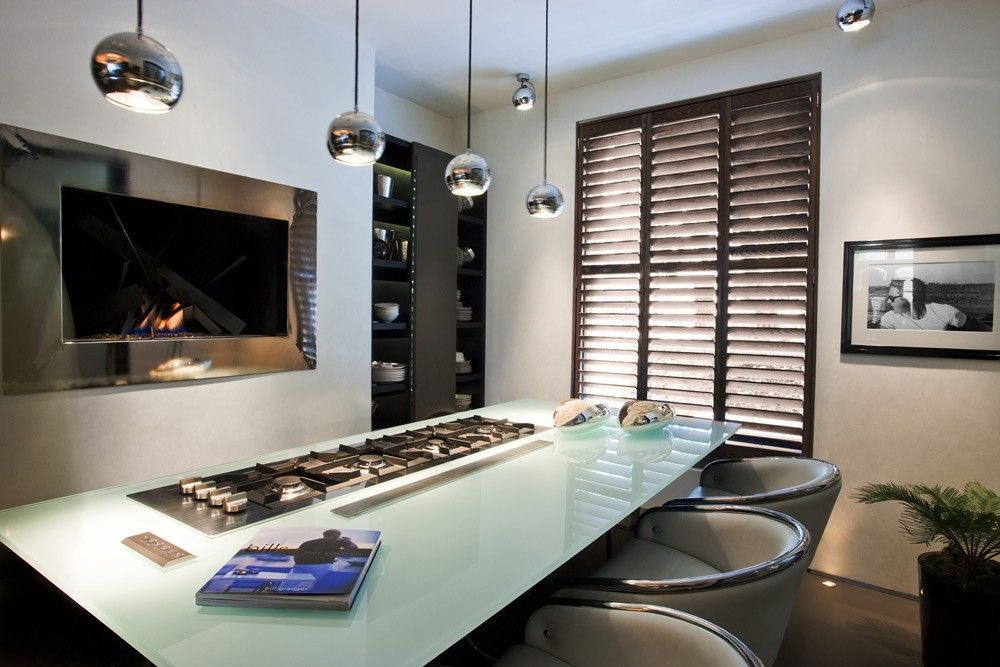 Kelly Hoppen, Cook, Shutters, Kitchens