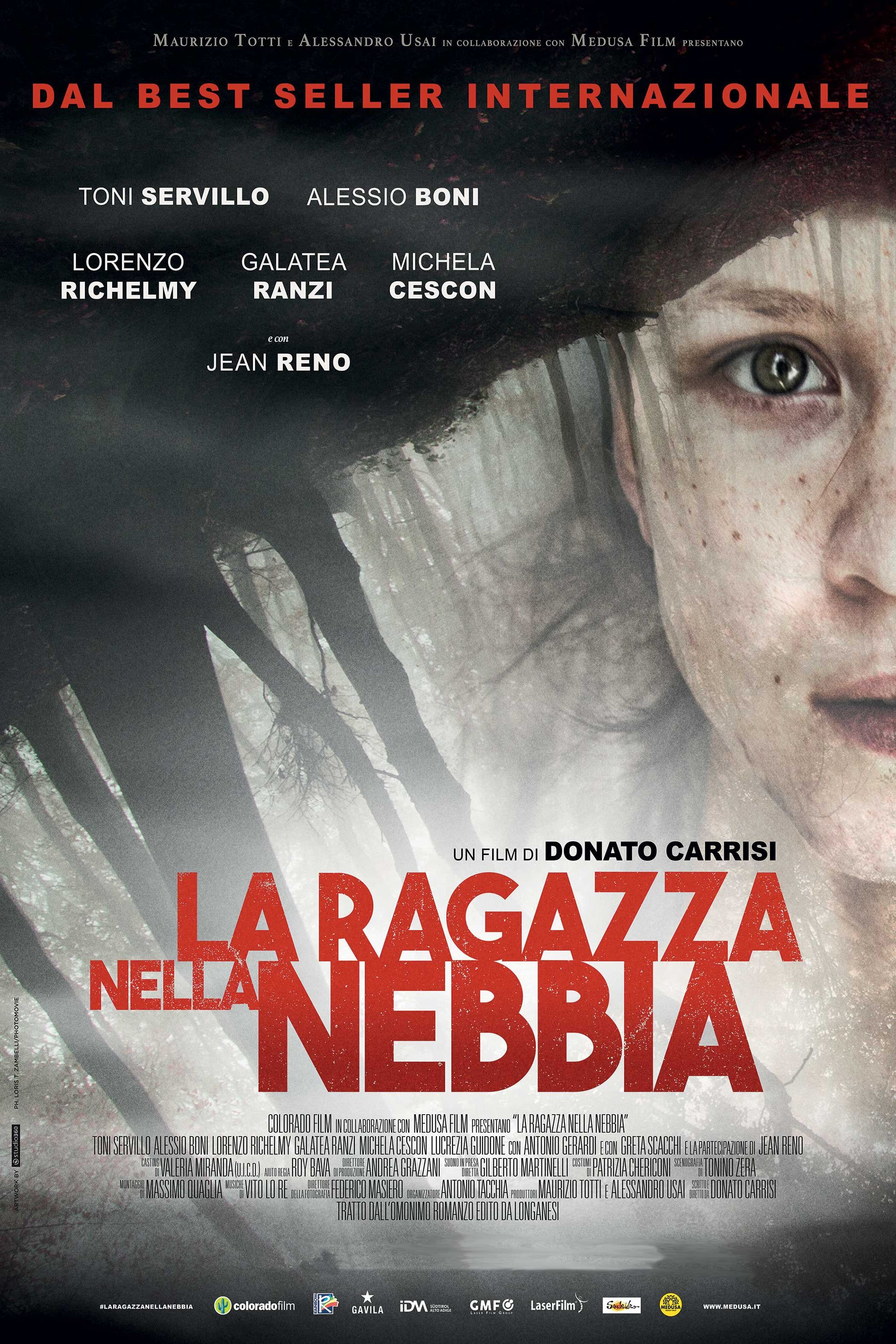 The Girl In The Fog La Ragazza Nella Nebbia In 2020 Movies