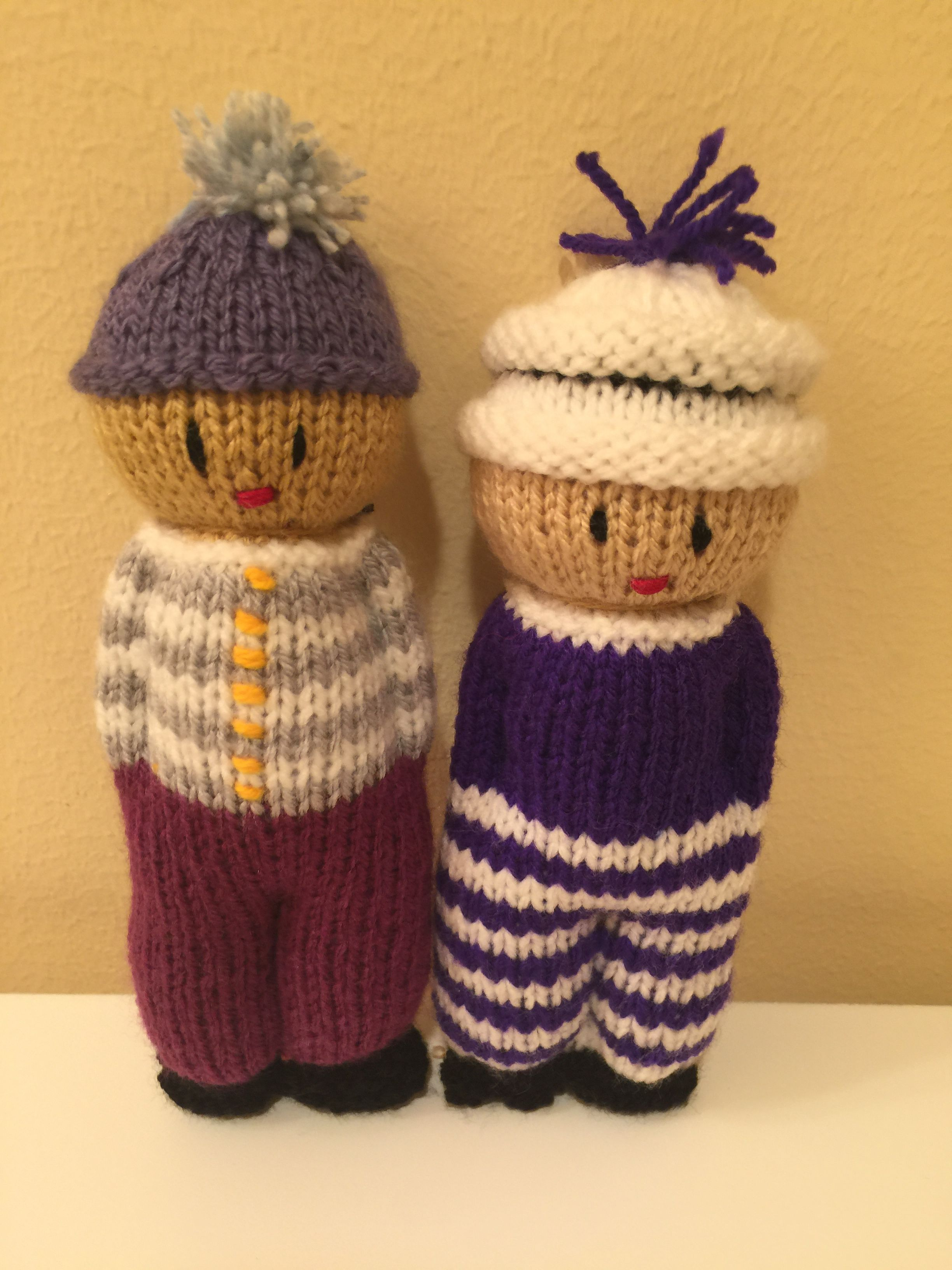 Comfort Dolls - Free Pattern - Loom A Hat | Loom Knitting ...