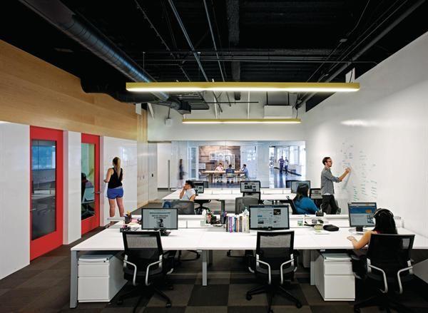 395 page mill road oficinas puesto de trabajo y puesto for Oficinas modernas concepto