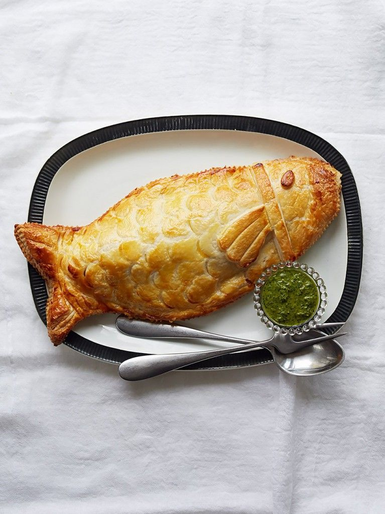 Sea bass in puff pastry recipe recipes jamie oliver sea bass in puff pastry forumfinder Choice Image
