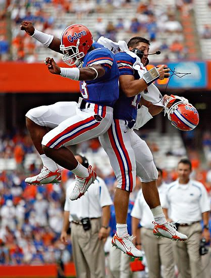 buy popular a0cab 7a315 Cam Newton and Tim Tebow, Florida Gators! wait they went to ...