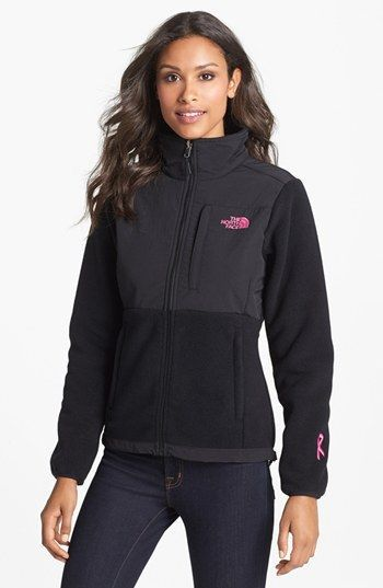 The North Face Denali Pink Ribbon Jacket Nordstrom Fashion Classic Style Outfits Love Couture