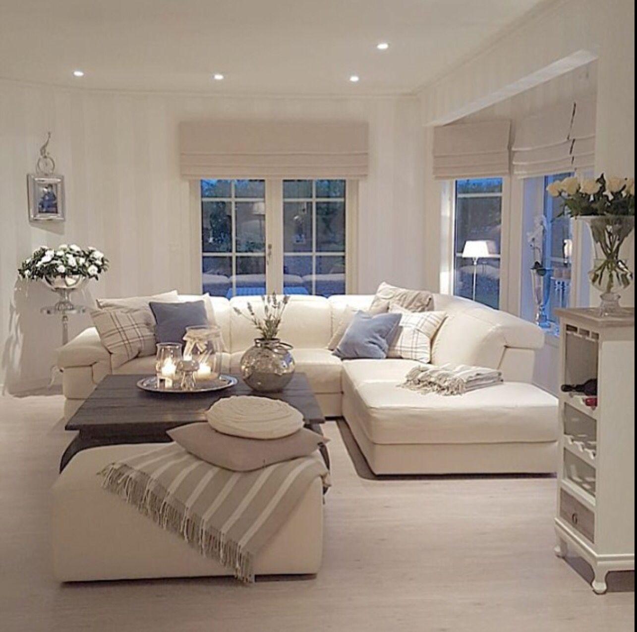 Cozy Modern Living Room: Haus Deko, Wohnzimmer, Wohnzimmerentwürfe