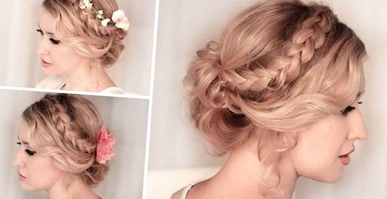 Coiffure Mariage Invitee Cheveux Mi Long Tuto