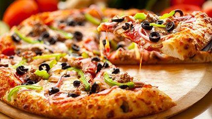 بيتزا هت Food Food And Drink Homemade Pizza