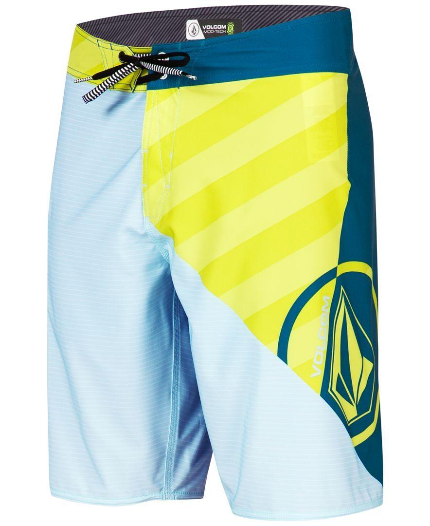 d7d093e6e6 Volcom Men's Liberate Lido Mod Stripe Boardshorts | volcom men/socks ...