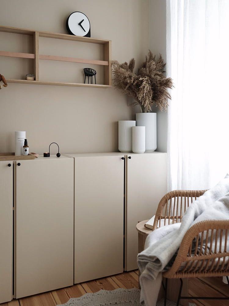 'Homestory Einrichten in warmen Naturtönen Zuhause